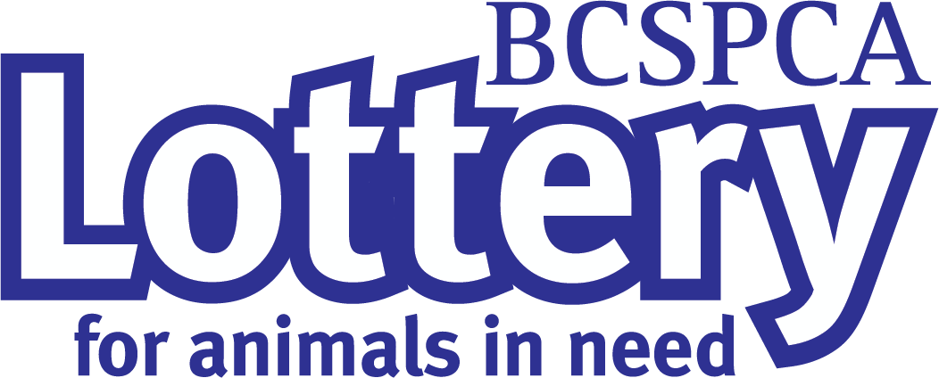 The BC SPCA Lottery for Animals in Need
